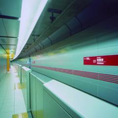 駅・空港などの内装